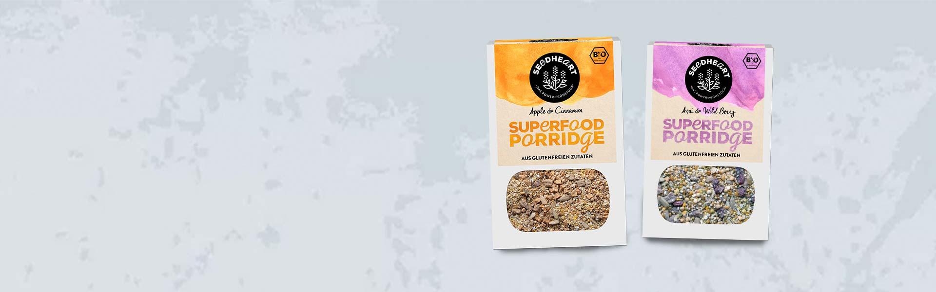 Superfood Porridge - Slider