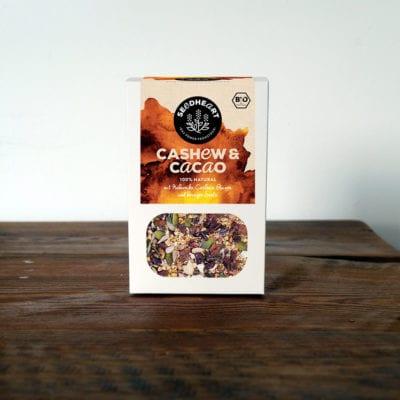 Seedheart Cashew + Cacao