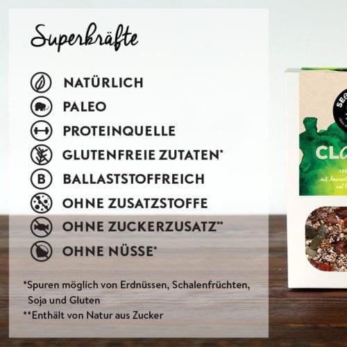 Seedheart Classic - Superkräfte