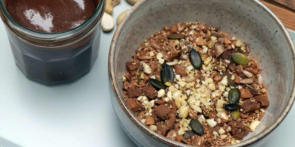 Seedheart Cashew und Cacao