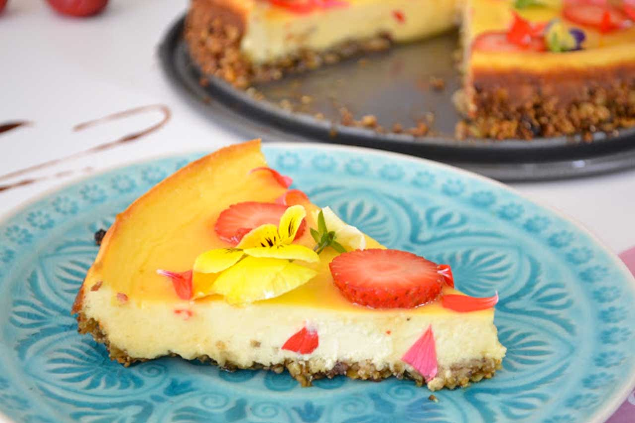 Seedheart Cheesecake