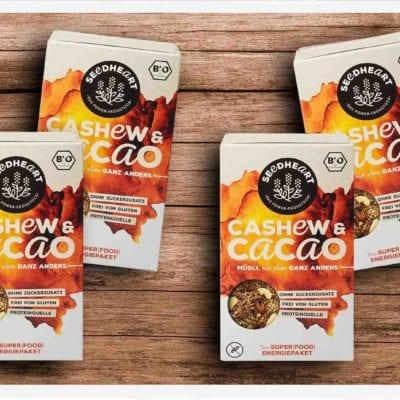 4x Cashew & Cacao Vatertag-Spezial