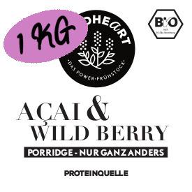 Porridge Acai & Wild Berry 1kg