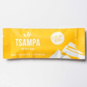 TSAMPA Bio Energy Bar – Cacao Nibs 5er Set