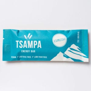 TSAMPA Bio Energy Bar – Espresso 5er Set