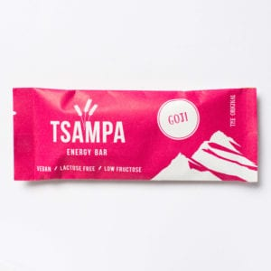 TSAMPA Bio Energy Bar – Goji 5er Set