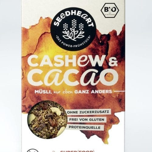 Superfood Müsli Cashew & Cacao