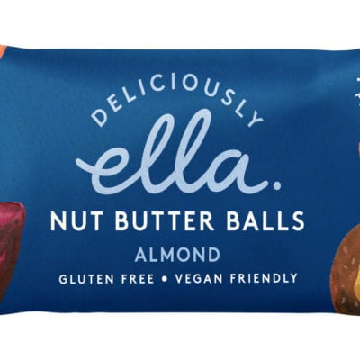 Deliciously Ella Almond Nut Butter Ball 12 Stück