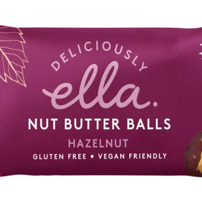 Deliciously Ella Hazelnut Nut Butter Ball 12 Stück