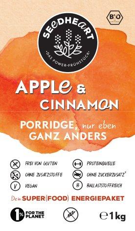 Apfel Zimt Glutenfrei