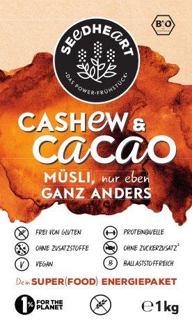 Cashew & Cacao glutenfrei