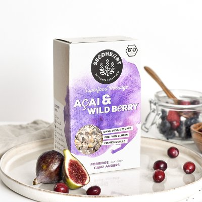 Porridge Acai & Wild Berry