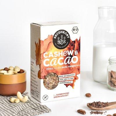 Müsli Cashew & Cacao