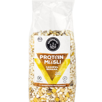 Protein Müsli Cashew & Banana