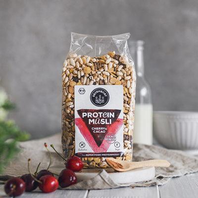 Protein Müsli Cherry & Cacao
