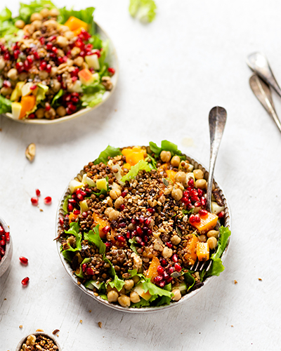 Winter Salat Bowl