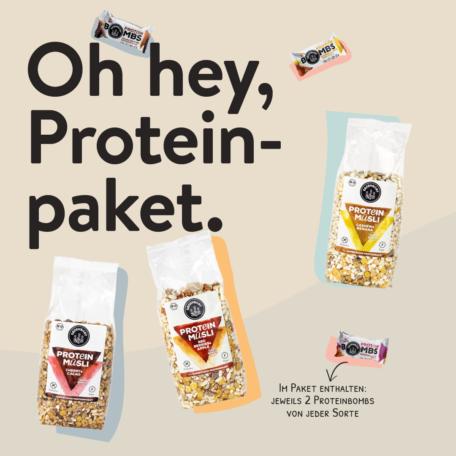 Inhalt des Protein-Pakets